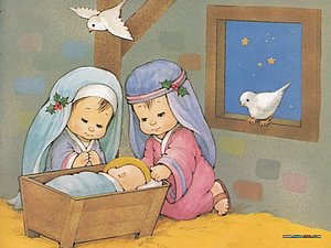 The Christmas Story: The Birth of Jesus Wallpapers - Wallcoo.net