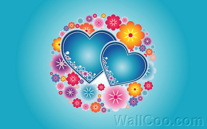 Heart Clip Art Wallpaper Valentine Hearts And