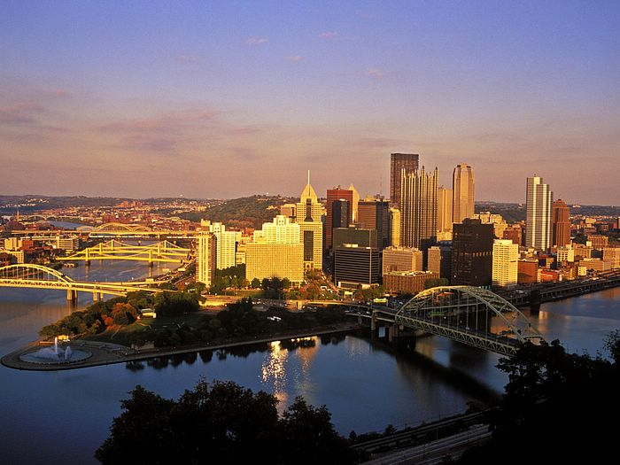 tourist attractions of pennsylvania – Pennsylvania Tourist Attractions Map