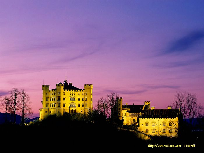 Historic Castles in The World - Europe Tourist Attractions - European