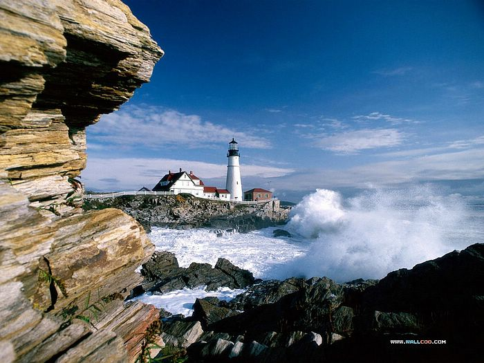 Famous landmarks amp world landmarks portland head lighthouse maine9
