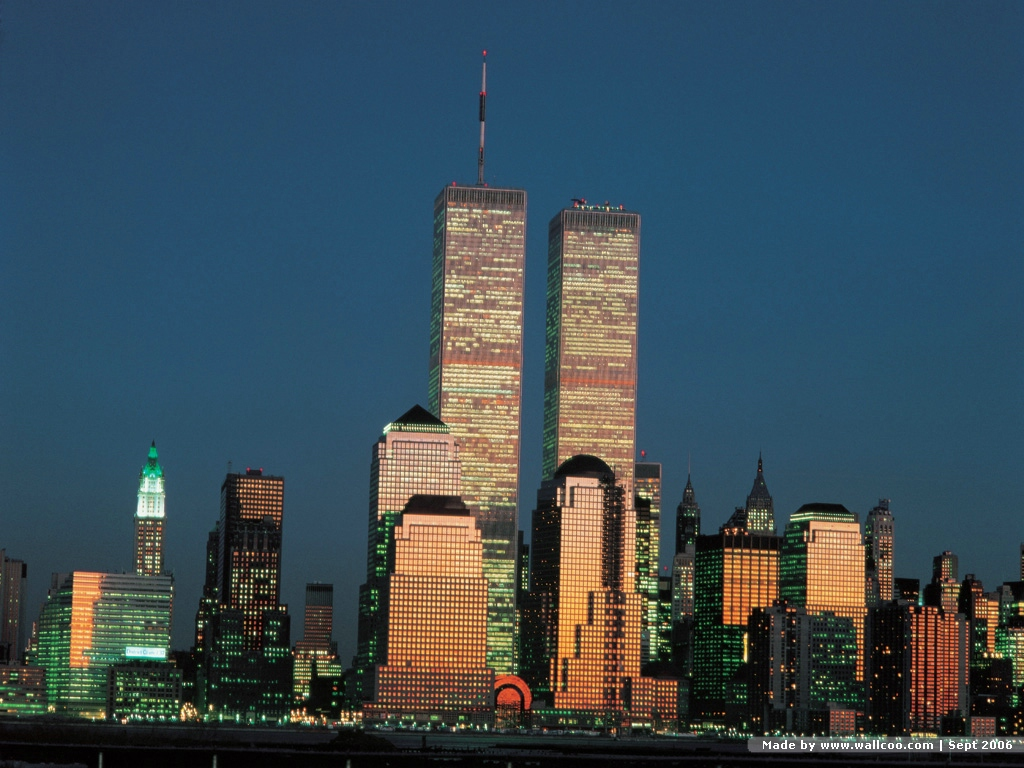 wtc wallpaper twin towers - photo #40