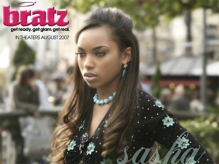 Matchless janel parrish bratz movie not leave!