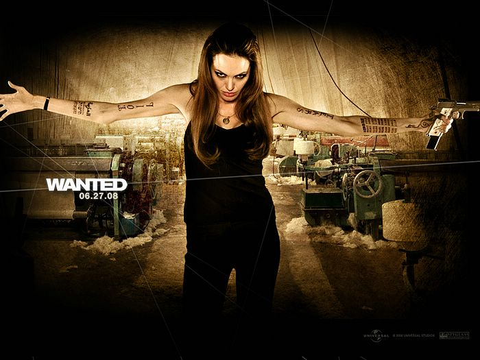 wanted movie angelina jolie wallpaper 5 wallcoonet