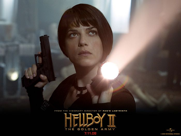 Ii: the golden army (2008) - selma blair : hellboy 2, the golden army