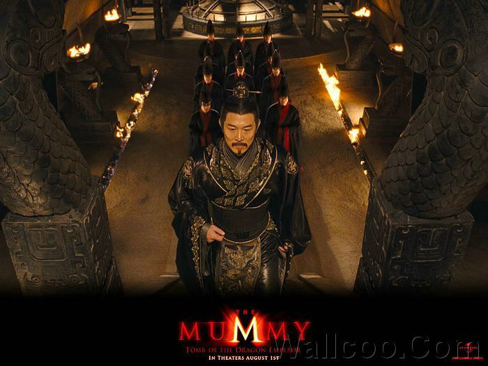 The Mummy : Tomb of the Dragon Emperor Movie Photo ...