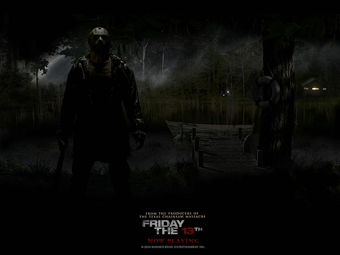 friday the 13th 2009 wallpaper