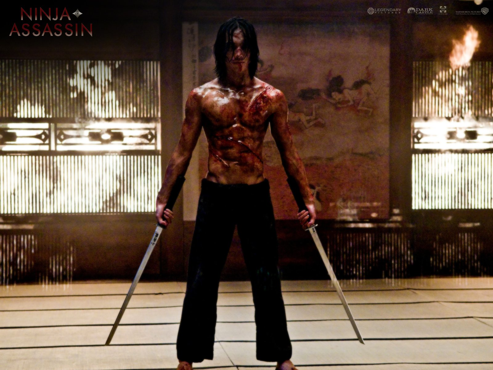 Ninja Assassin Movie Ninja 2009 Movie