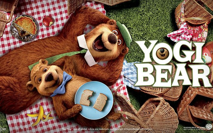Lovely Yogi Bear Hd Wallpaper 4 Wallcoo Net
