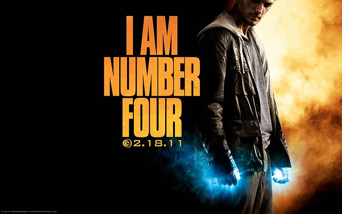 I Am Number Four theatrical poster 1 - Wallcoo.net I Am Number Four Movie Poster