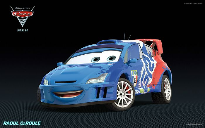 Cars 2 (2011) HD Wal