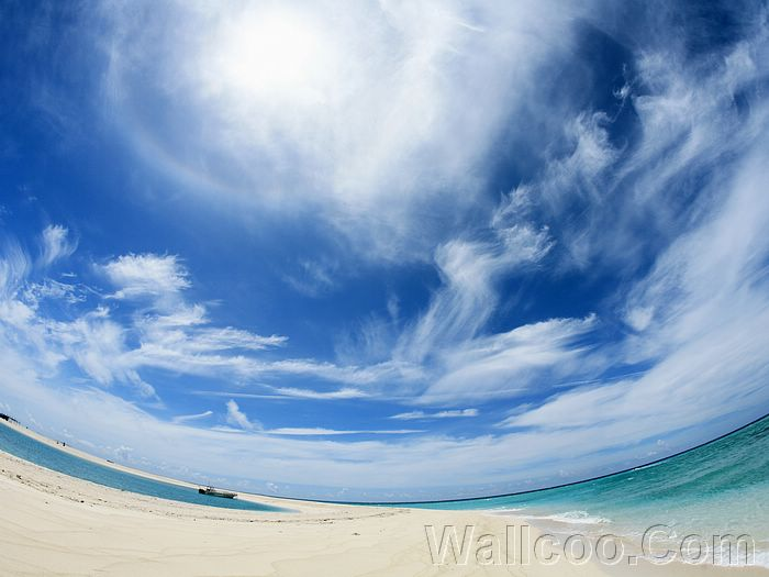 wallpaper beach 1280. Okinawa Beach Wallpaper -