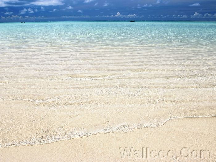 beach wallpaper photos. Beach Wallpaper - Pure
