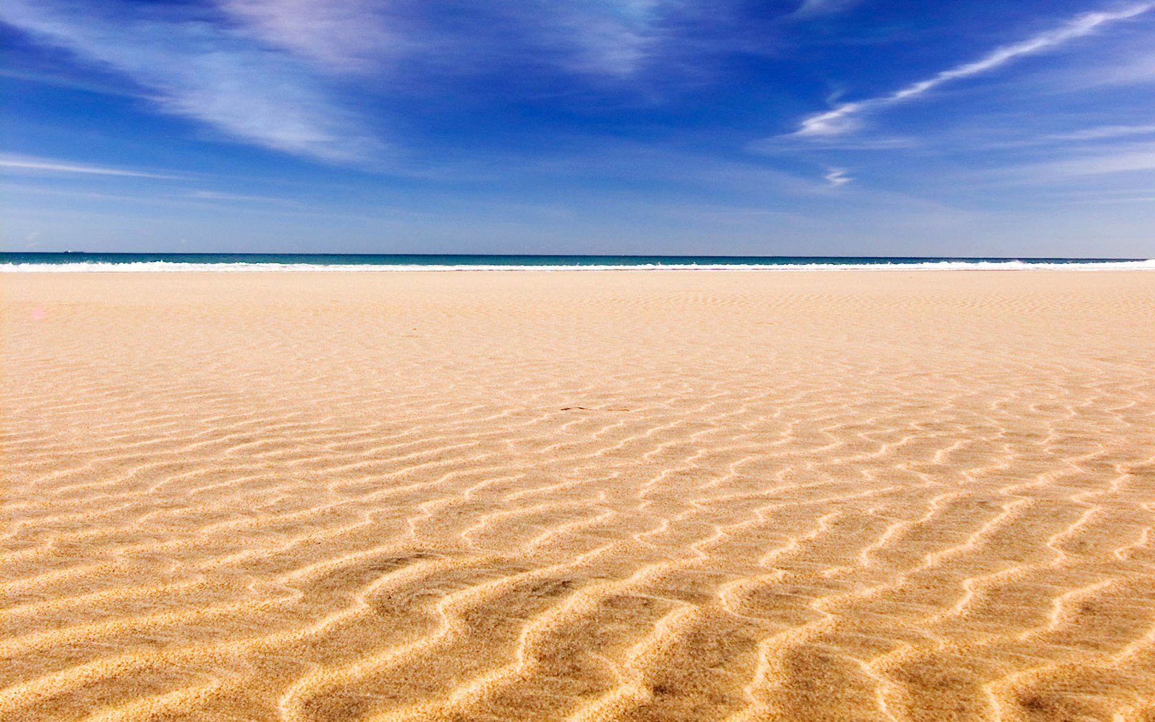 Spain, Sotavento Beach, Fuerteventura, Canary Islands 1680x1050 NO