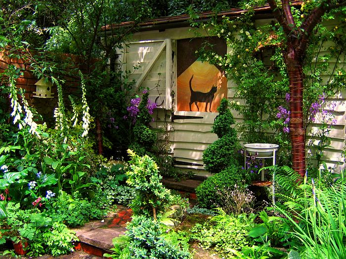 THe Beauty of English Gardens - England Gardens - Chelsea Flower Show ...