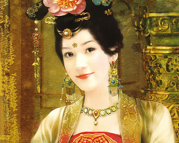 ancient chinese beauty - photo #6