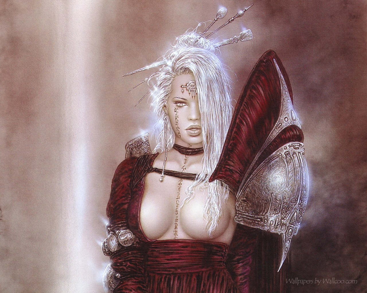 Remarkable, luis royo heavy metal think, that