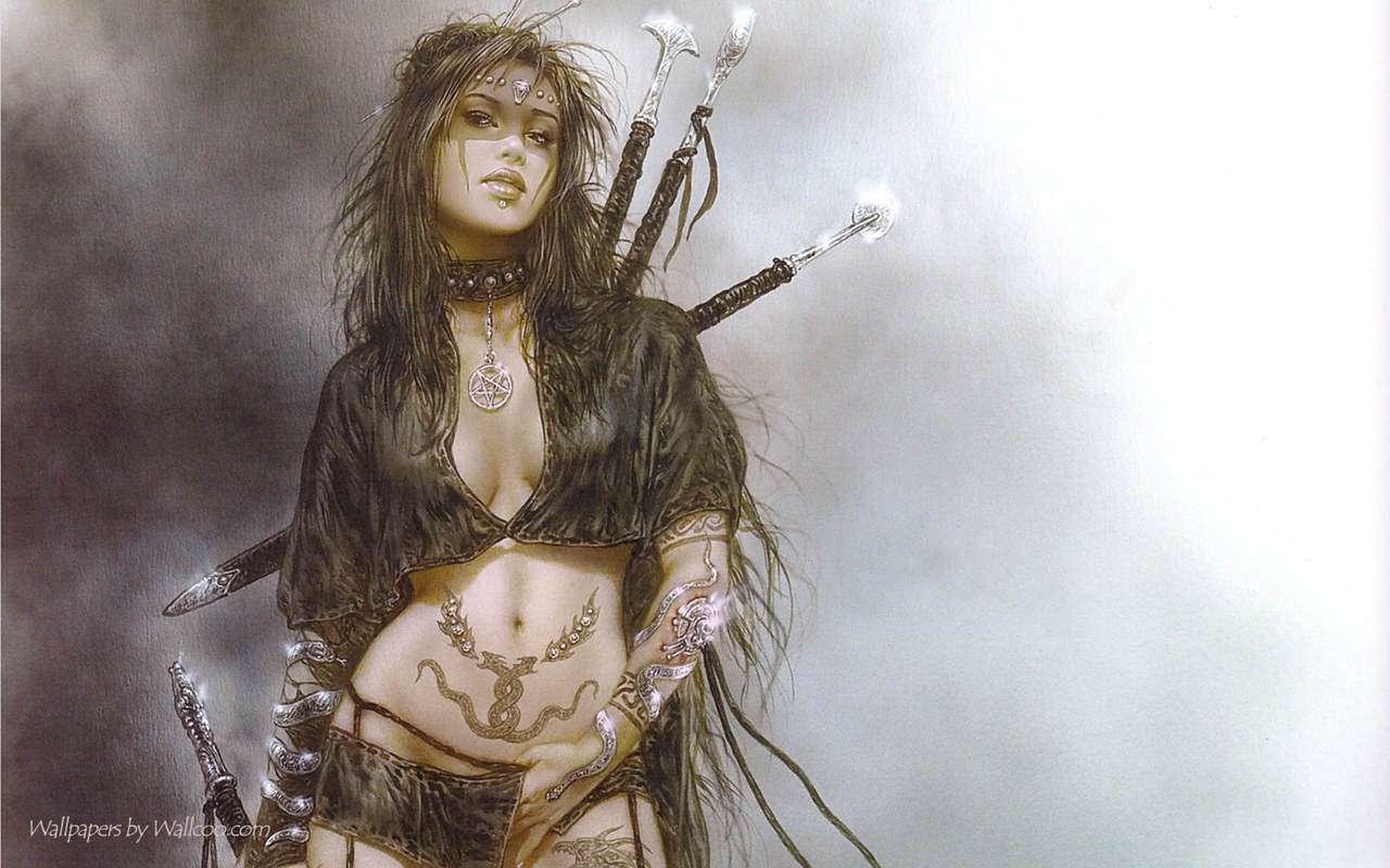 Think, luis royo heavy metal for