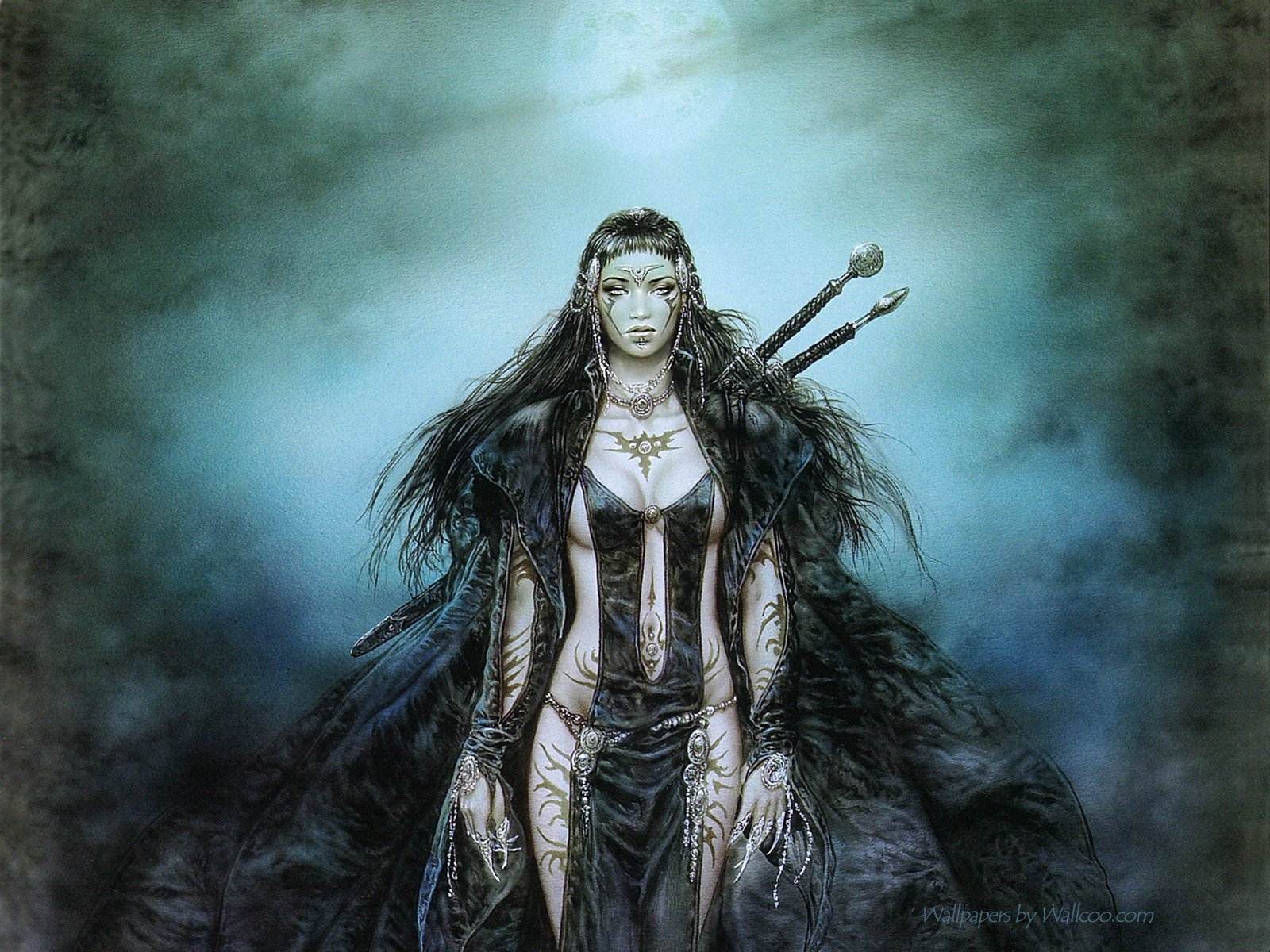 Apologise, but luis royo heavy metal everything, and