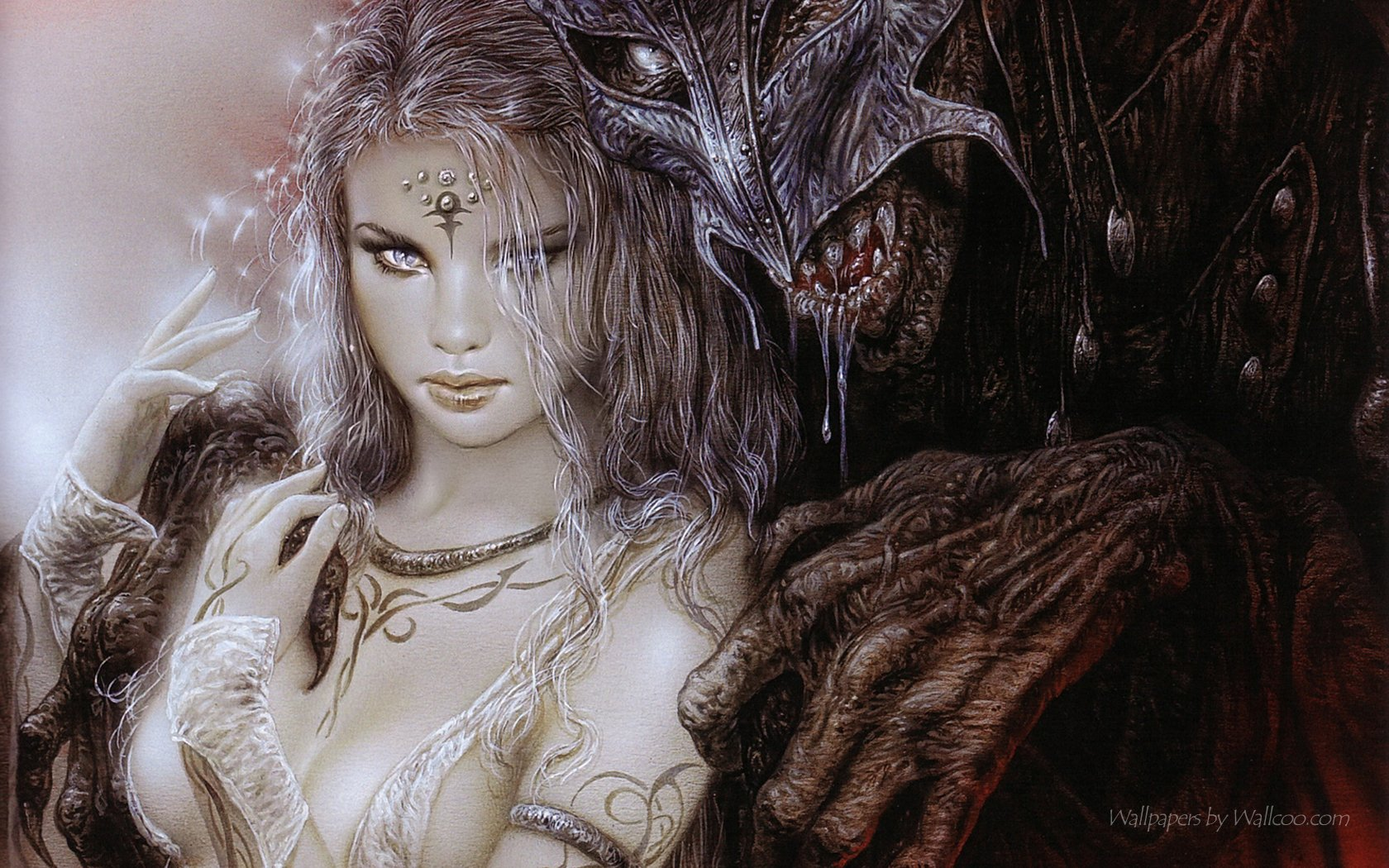 Luis royo heavy metal was and