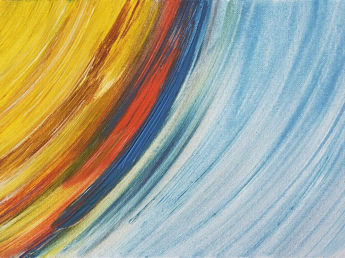 colorful painted canvas background canvas abstract painting 13