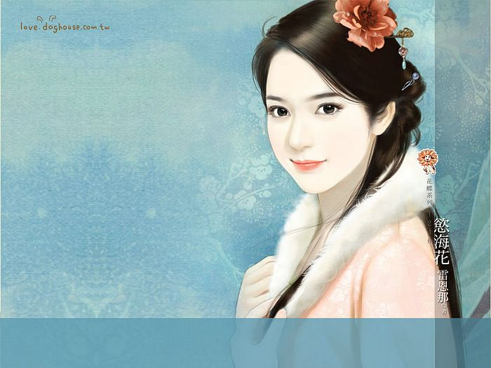 women wallpaper. Woman Wallpaper 、Chinees
