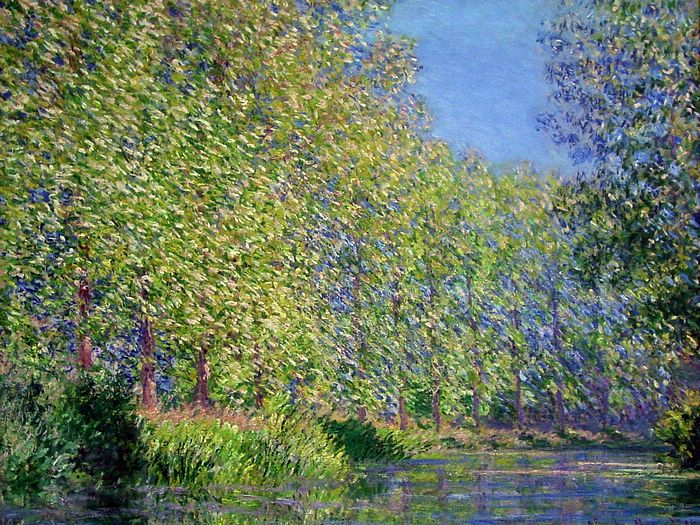 Impressionist painting : Claude Monet Paintings HD Wallpapers  - Claude Monet Painting : Landsape Oil Painting 1600*1200  24