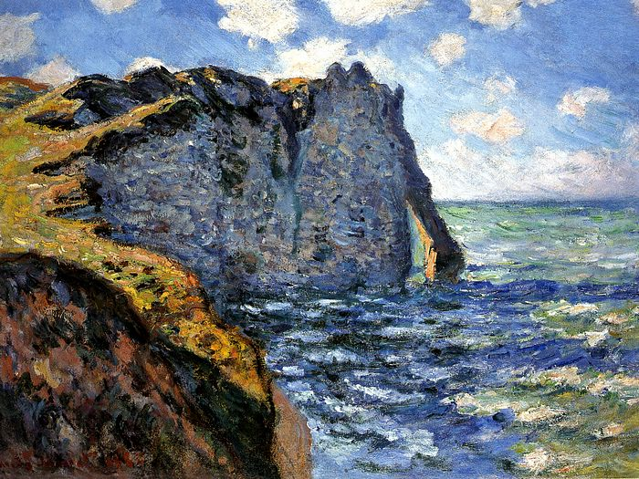 Impressionist painting : Claude Monet Paintings HD Wallpapers  - Claude Monet Painting : Landsape Oil Painting 1600*1200  20