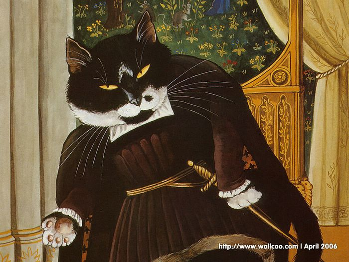 Shakespeare Cats : Cat Paintings by Susan Herbert  - Shakespeare Cats, Cats in Costume Playing Shakespearean Characters 4