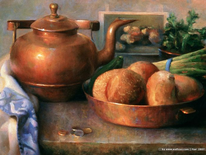 Impressive Kitchen Still Life Paintings 700 x 525 · 64 kB · jpeg