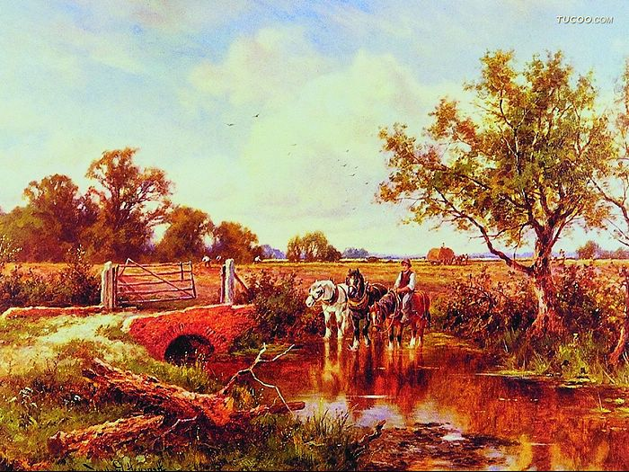 painting wallpaper western - photo #16