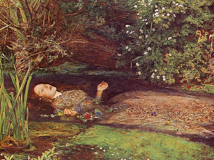 Ophelia S Adornments Blog May 2012: New 1000 Wallpapers Blog: Waterhouse Wallpapers