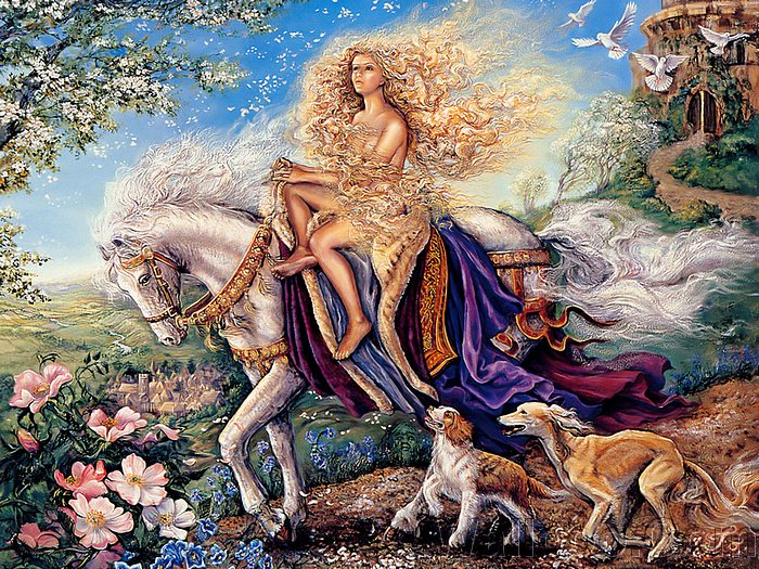 Fantazi Art... Mystical_fantasy_paintings_kb_Wall_Josephine-Lady_Godiva
