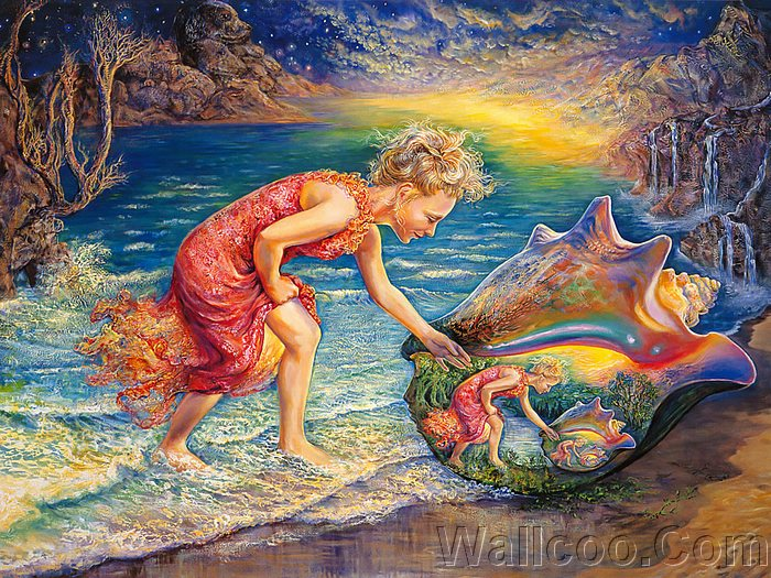 http://www.wallcoo.net/paint/the_fantasy_world_of_josephine_wall/images/mystical_fantasy_paintings_kb_Wall_Josephine-The_Discovery.jpg