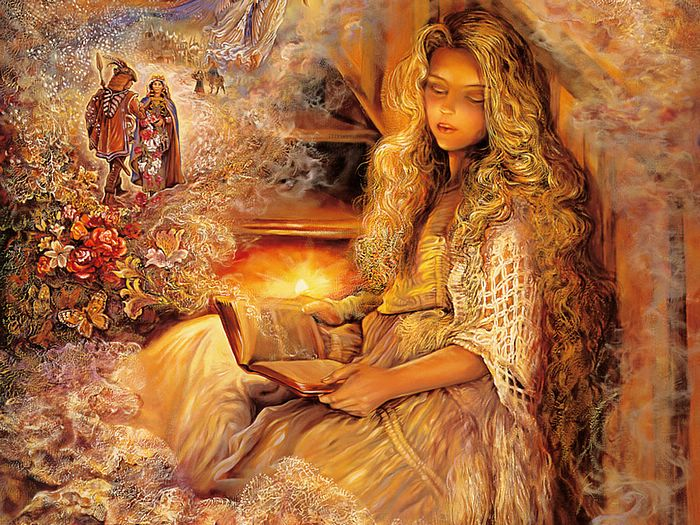Romantic Fantasy Wallpaper Dreams Romantic Fantasy