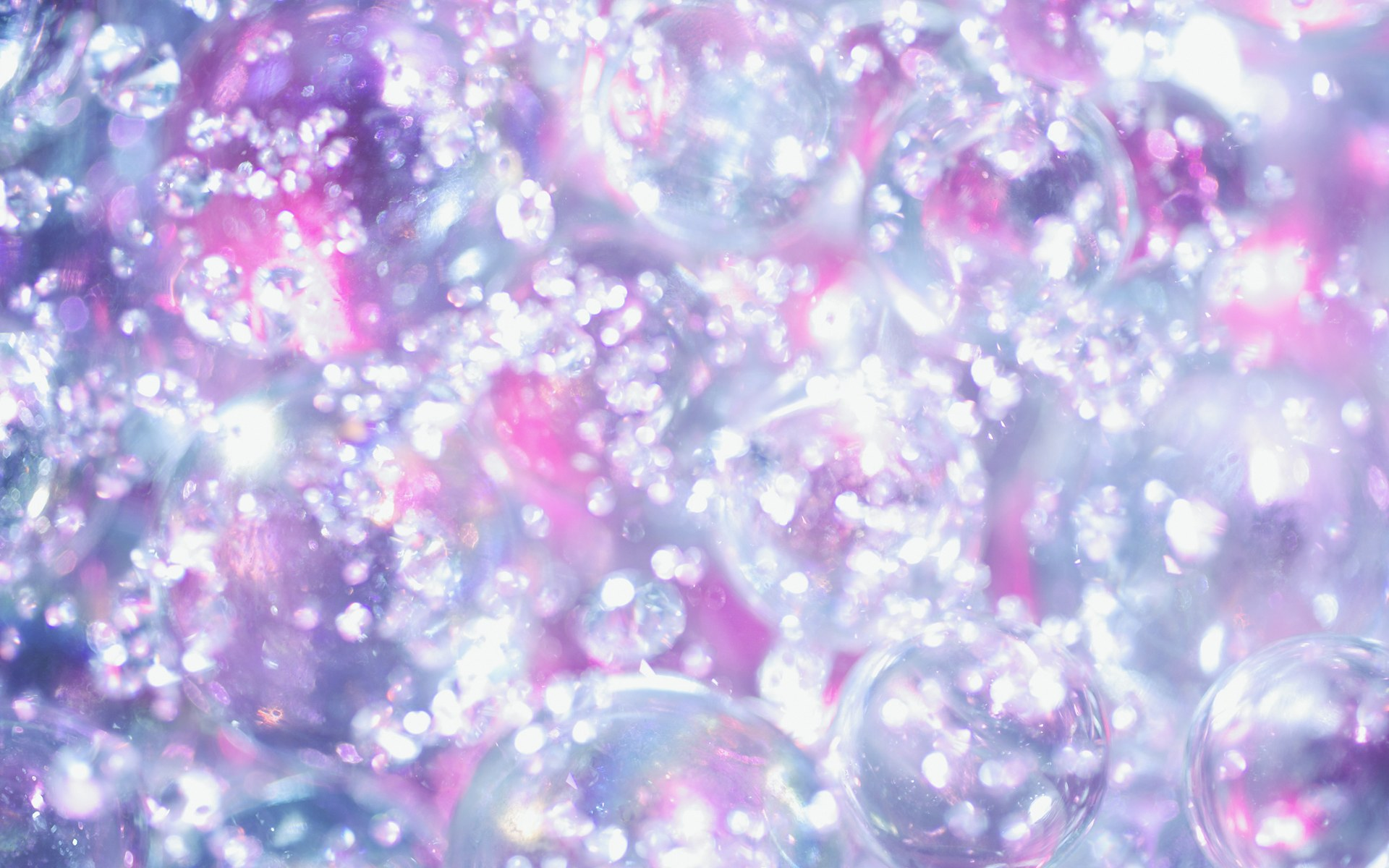 Purple romantic background