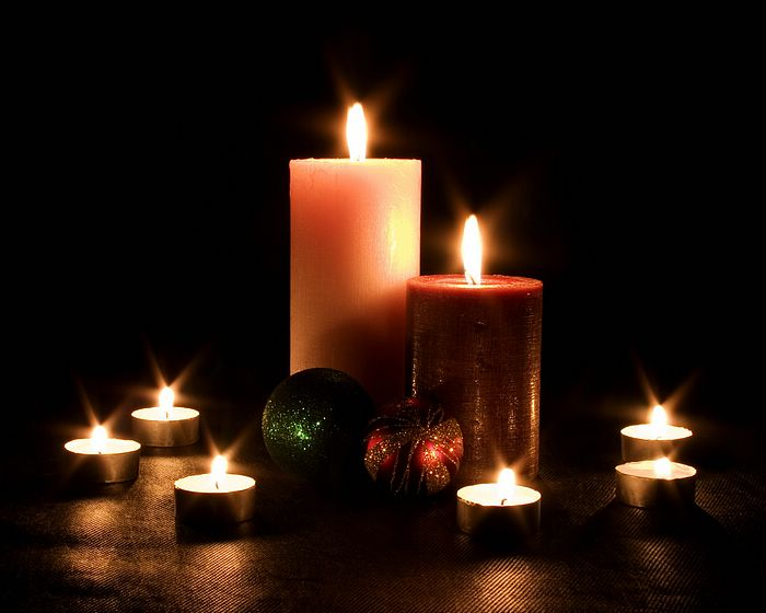 Chrisstmas candle light romantic candles night photos 22 Best candles for romantic night