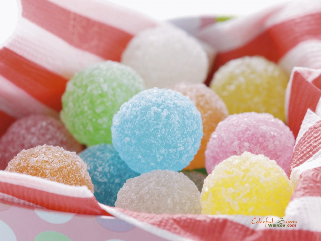 colorful sweet candies hd wallpaper | free high definition wallpapers