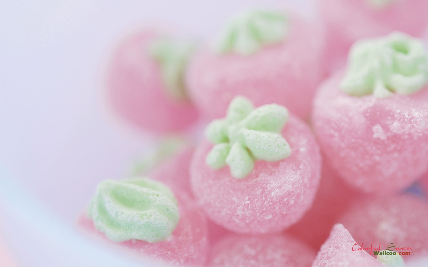 Sweets and candies, romantic sweet candy 1440*900 no.23 wallpaper