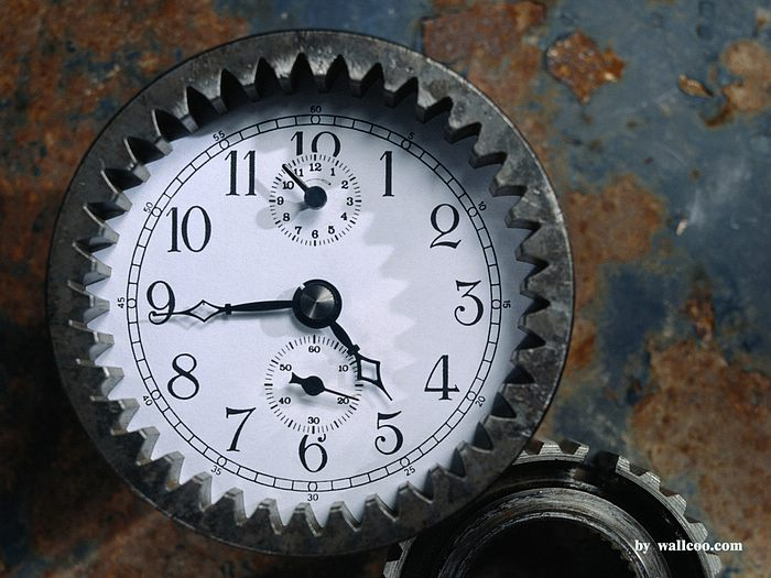 and clock abstract concept - photo #4