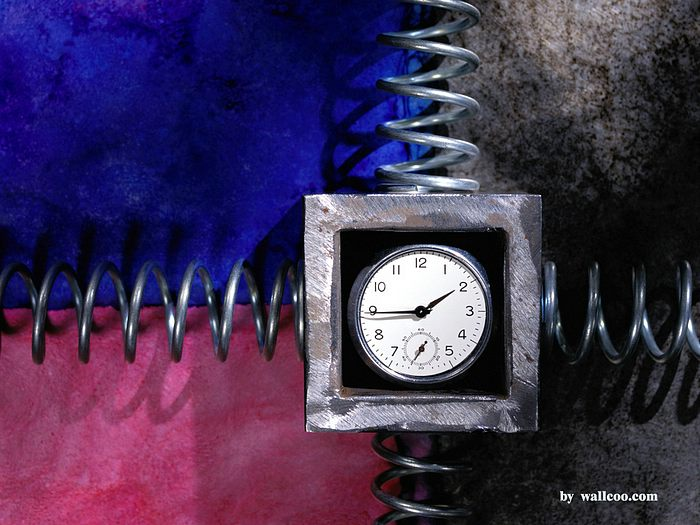 and clock abstract concept - photo #5