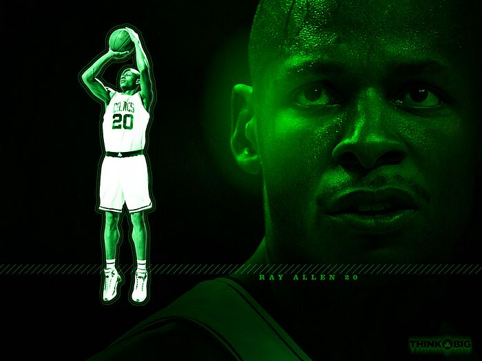 celtics wallpaper. NBA Boston Celtics - Allen
