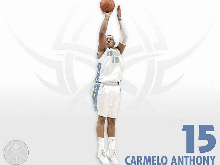 carmelo anthony wallpapers. NO.15 Carmelo Anthony