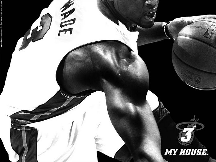 wade wallpaper. Dwyane Wade Wallpaper 1