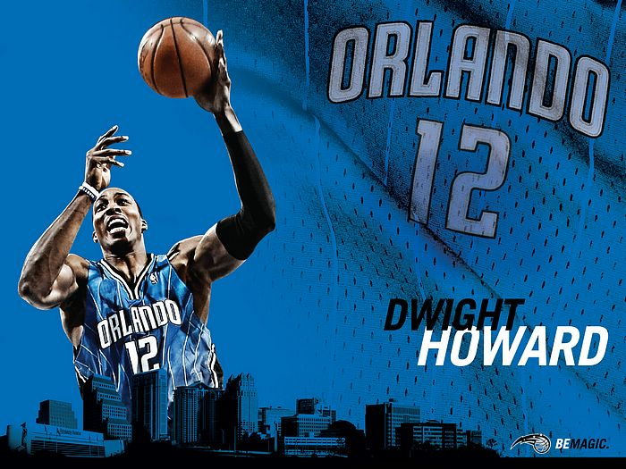 Orlando Magic : 2009-10 Orlando Magic Season Wallpapers - Dwight Howard