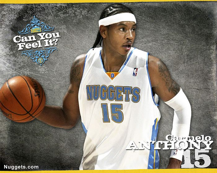carmelo anthony wallpapers. Carmelo Anthony Wallpaper