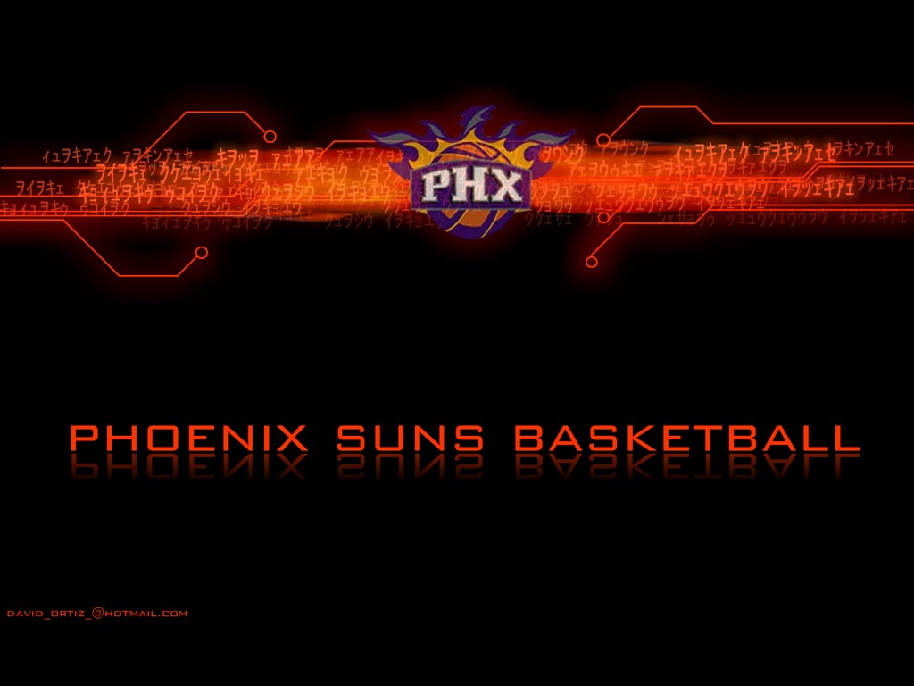 nba basketball phoenix suns wallpapers 1024x768 no 5