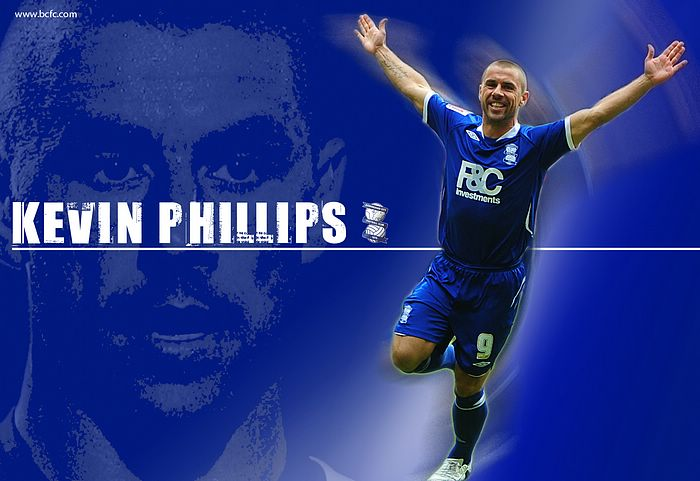 Birmingham City : Kevin Phillips Photo 2