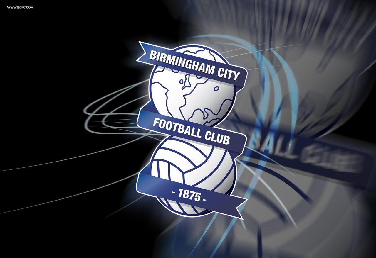 1280*880 Premier League Team Birmingham City FC Wallpaper