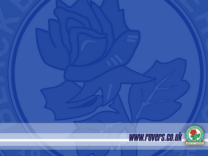 Blackburn Rovers : BADGE BACKGROUND Photo 18